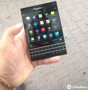 More Photos Of The New BlackBerry Passport