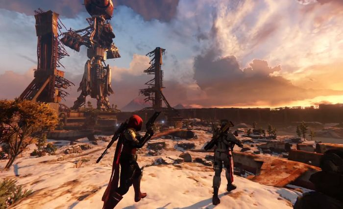 Bungie Destiny Gameplay Trailer