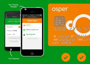 Osper Child Banking Service And Mobile Apps Launch In The UK (video)