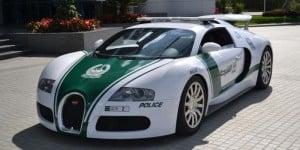 Dubai Has The World's Fastest Police Cars (Video)