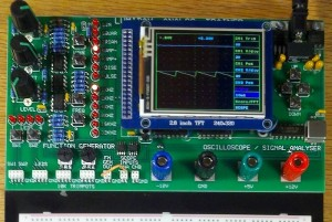 Bakerboard Educational Electronic Breadboard Created By Clifford Dax (video)