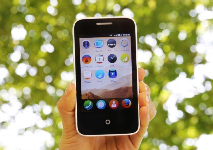 Firefox OS Smartphone