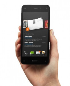 Amazon Fire Phone gets official