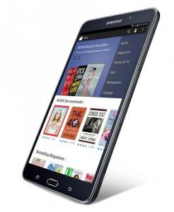 Samsung Galaxy Tab 4 NOOK Tablet Announced