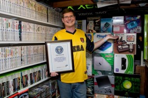 Guy sells his huge video game collection for $750,000