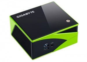 Gigabyte BRIX Gaming DIY PC Kit GB-BXi5G-760 Mini-PC Launches