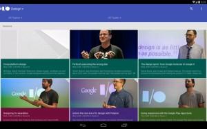 Google IO 2014 App Lands On Google Play