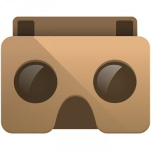 Google Cardboard turns your Android device into a virtual reality headset