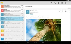 Google Email App Launches On Google Play