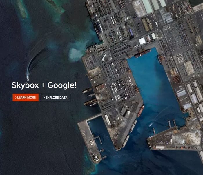 google skybox