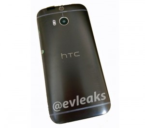 HTC One M8 Leaked in Black Color