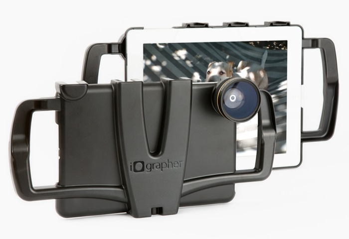 iOgrapher iPad Video Rig