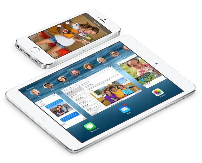iOS 8 Split Screen Multitasking