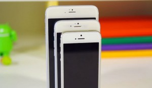 iPhone 6 Compared To Galaxy Note 3 (Video)