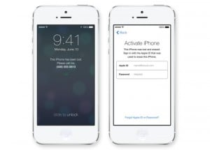 iPhone Activation Lock Leads To Drop In Smartphone Crime
