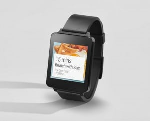 LG G Watch, What We Know So Far