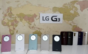 LG G3 Headed To More Countries This Week