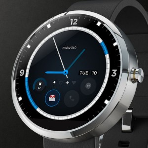 Moto 360 Watch Face Design Winner Announced