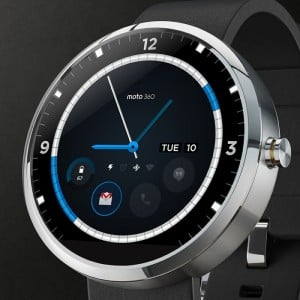 Top Moto 360 Watch Face Designs Announced