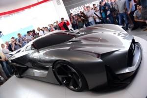 Nissan Concept 2020 Vision Gran Turismo Unveiled (Video)