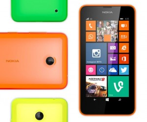 Nokia Lumia 635 Lands In The UK July 3rd