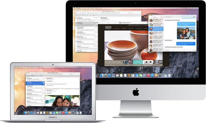 OS X Yosemite Developer