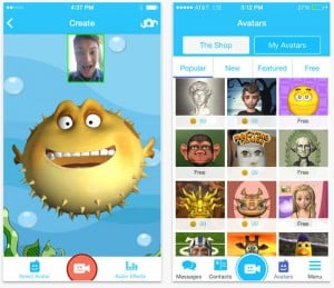 Pocket Avatars App from Intel is Available for iOS and Android