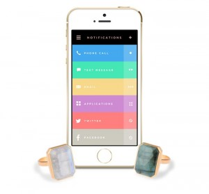 Ringly Is A Smart Ring To Give You Alerts (Video)