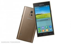 Samsung Z Is The World's Fitst Tizen Smartphone