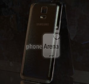 Here Is The Samsung Galaxy F In A Leaked Photo