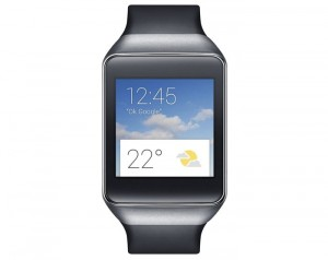 Samsung Gear Live Android Wear Smarwatch In Action (Video)