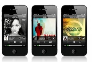 Spotify 1.2.0 For iOS Lets You take Your Music Offline