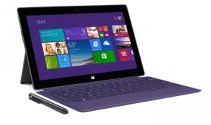 Surface Mini Pops Up in Surface Pro 3 User Manual