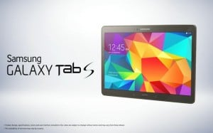 More Samsung Galaxy Tab S Press Shots Leaked