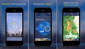 The Weather Channel Replaced Yahoo in iOS 8 Beta for Weather Information