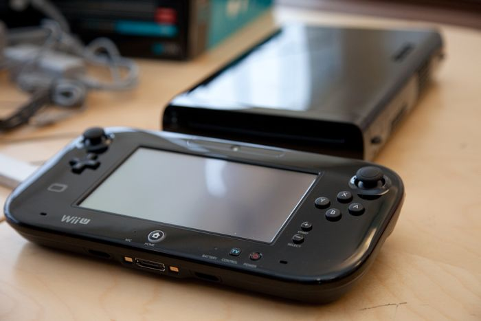 Nintendo's less than popular Wii U console