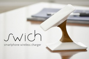 Swich Wireless Charger For iPhone And Android (video)