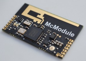 McThings, Tiny Wireless Sensors And Bluetooth Controllers Unveiled (video)