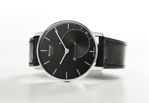 Withings Activite Is A Swiss Watch With A Built In Fitness Tracker (Video)
