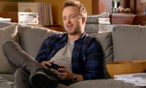 Aaron Paul Is Controlling Your Xbox One (Video)