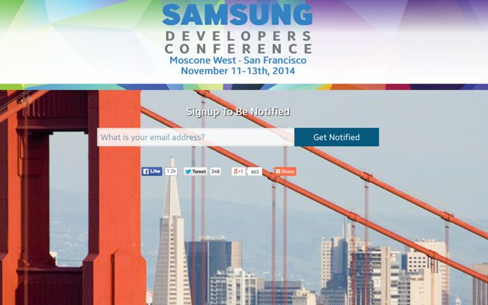 2014 Samsung Developer Conference