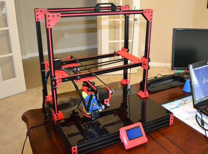 Cobblebot 3D Printer Offers 400 Degree All Metal Printing Head (video)