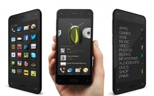 Amazon Fire Phone Gets A New Commerical