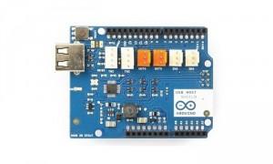 Arduino USB Host Shield And ArduinoISP Now Available