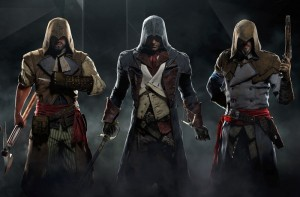 New Assassin's Creed Unity Revolution Gameplay Trailer (video)