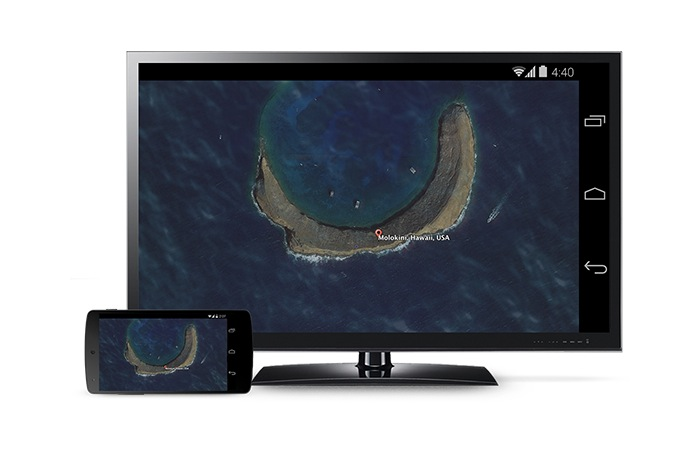 Chromescast Android Screen Mirroring