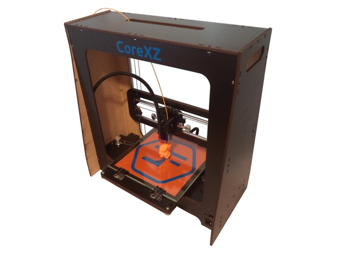 First corexz 3d printer and innovative collapsing 3d for When was 3d printing invented