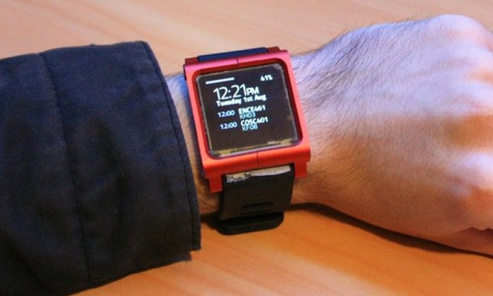 DIY OLED Smartwatch