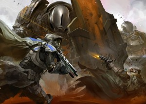 Leaked Destiny Beta Xbox One Footage Unveiled (video)