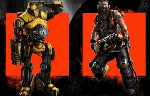 Evolve 3D Printed Character Models Made Available To Fans By 2K Games (video)